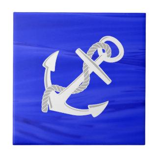 Ship's Anchor Tile