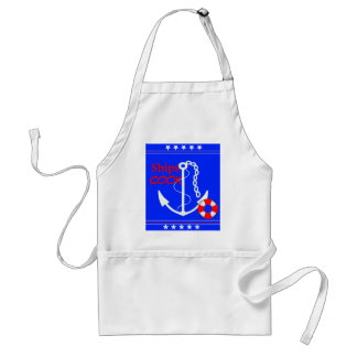 Ships Cook-Nautical Standard Apron