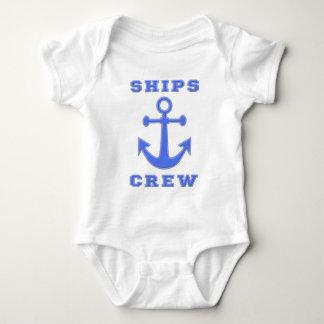 Ships Crew Baby Bodysuit