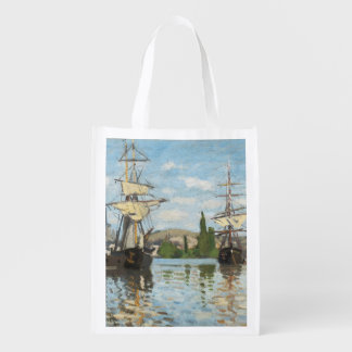 Ships Riding on the Seine at Rouen, 1872-73