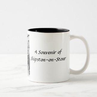 Shipston-on-Stour Souvenir Mug
