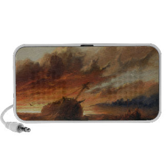 Shipwreck, c.1850 (oil on canvas) mp3 speakers
