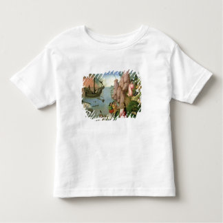 Shipwreck caused by Demons Toddler T-Shirt