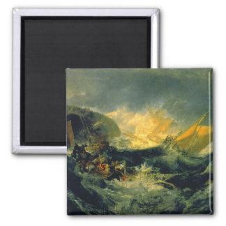 Shipwreck of the Minotaur Fridge Magnet