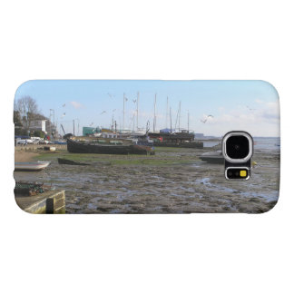 shipwrecked boats at low tide samsung galaxy s6 cases