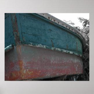 Shipwrecked Print