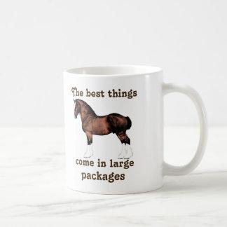 Shire Horses Are Best Mug
