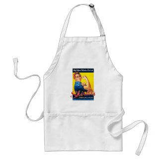 Shirlee s Rosie the Riveter Apron