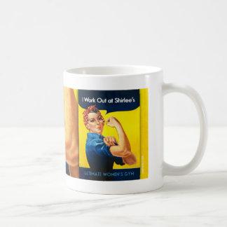 Shirlee's Rosie the Riveter Mug