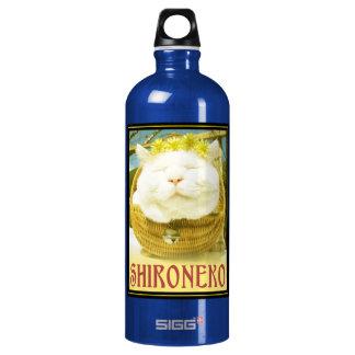 Shironeko or Basket Cat Water Bottle