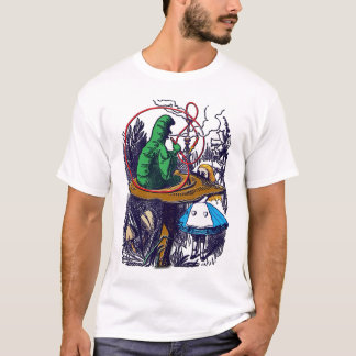 Shirt: Alice in Wonderland - Caterpillar T-Shirt
