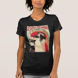 Shirt: Art Nouveau - Bitter Oriental Tee Shirts