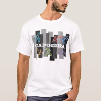 Shirt capoeira martial arts axe fighters