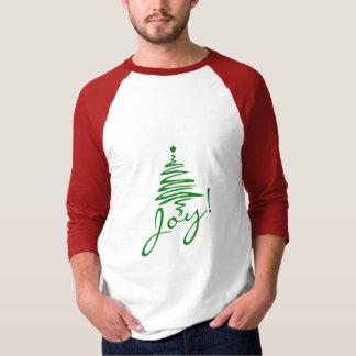 Shirt Christmas Joy Green