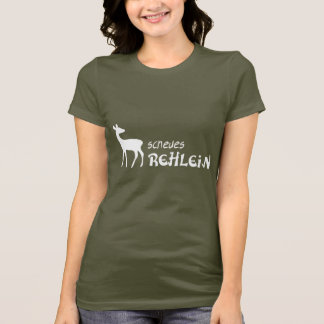 shirt deer deer flax bambi kitz hunt hunter