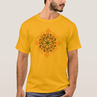 Shirt - Floral Deco