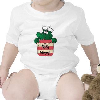 Shirt for kids - Ahoy Matey Bodysuits