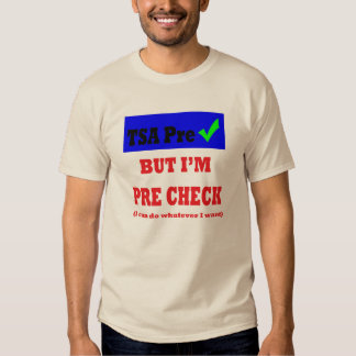 Shirt for those who are privileged.