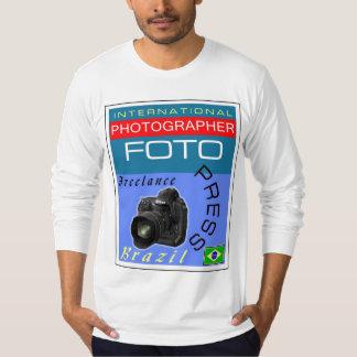 Shirt Intl Photographer - Brazil