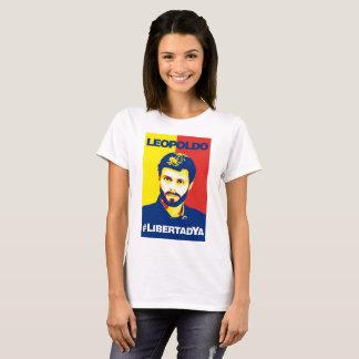 Shirt Leopoldo Lopez #LibertadYA Lady