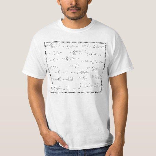 Shirt - pi formulations
