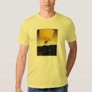 Shirt:  Pirate Ship - by Maxfield Parrish T-shirt