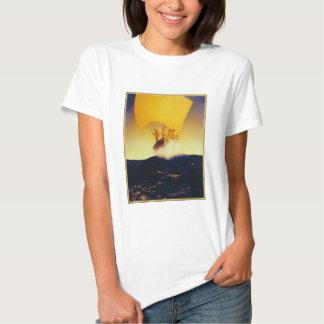 Shirt:  Pirate Ship - by Maxfield Parrish Tshirt
