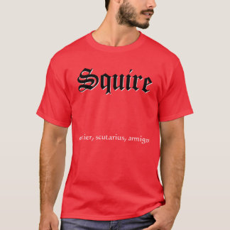 Shirt: Squire T-Shirt