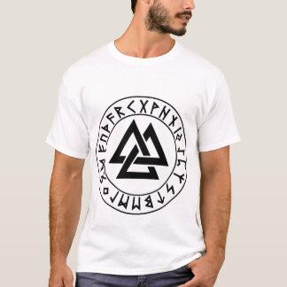 shirt Tri-Triangle Rune Shield