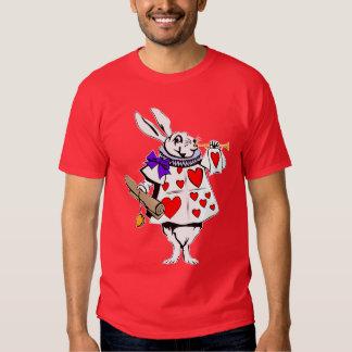 Shirt: White Rabbit from Alice in Wonderland Shirts