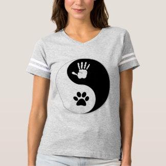Shirts: HandToPaw Yin-Yang Football Shirt