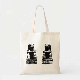 Shishi Lion Dog Tote