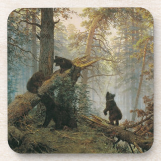 Shiskin's Forest coasters