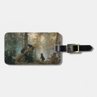 Shiskin's Forest luggage tag