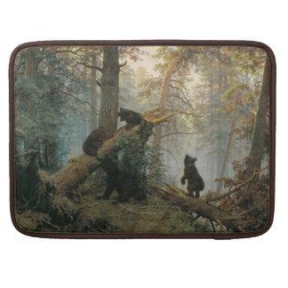 Shiskin's Forest MacBook sleeves