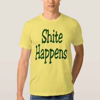 Shite Happens Shirts