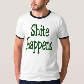 Shite Happens T-shirts