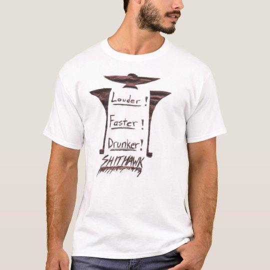shithawk t-shirt