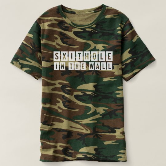 Shithole in the Wall Men's T-Shirt