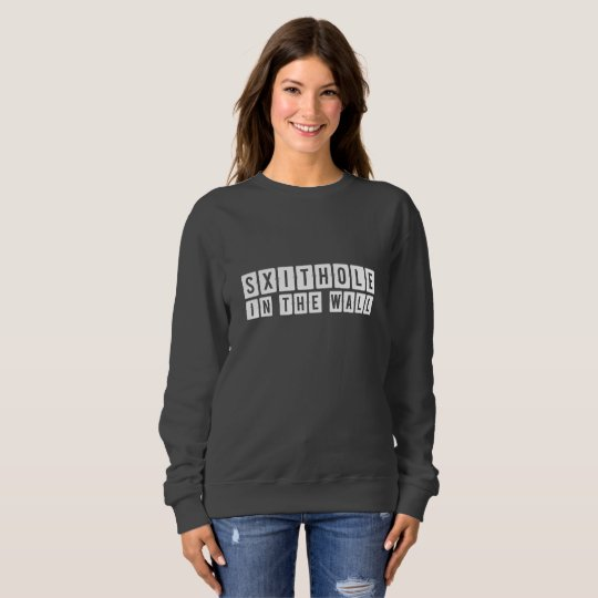 Shithole in the Wall Women's Hoodie