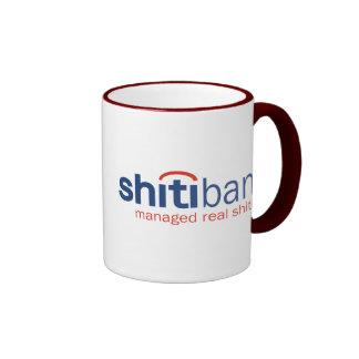 ShitiBank Coffee Mugs