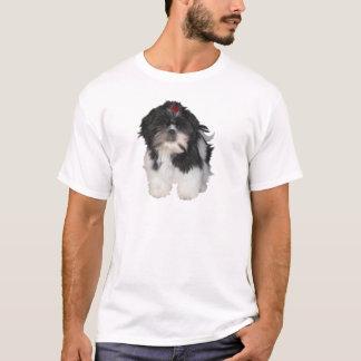 Shitzu Shih Tzu Puppy Dogs T-Shirt