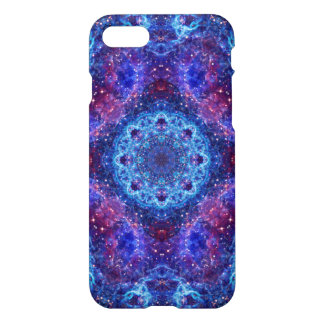 Shiva Blue Mandala iPhone 7 Case