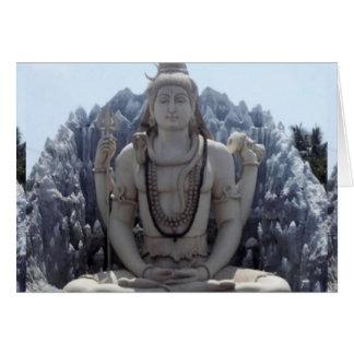 SHIVA - Himalayan Lord of PEACE Greeting Card