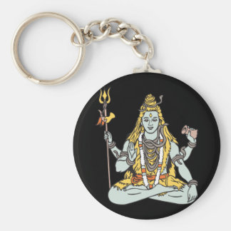 Shiva Key Ring