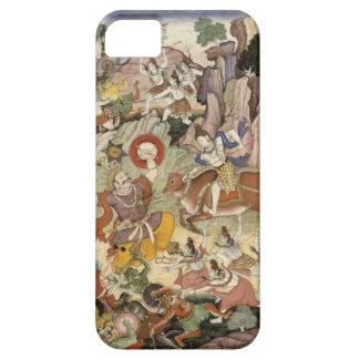 Shiva killing the Demon Andhaka, c.1585-90 iPhone 5 Cover