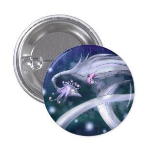 Shiva & Krystal Sleeping 3 Cm Round Badge