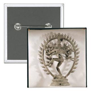 Shiva Nataraja, Dravidian Buttons