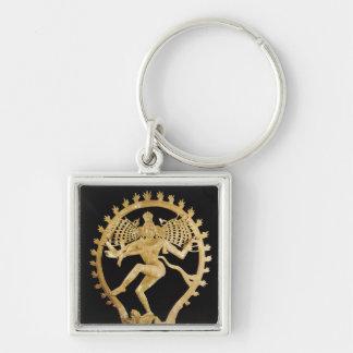 Shiva Nataraja Key Ring