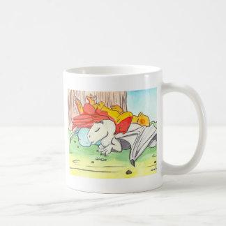 Shivae! Pile Basic White Mug